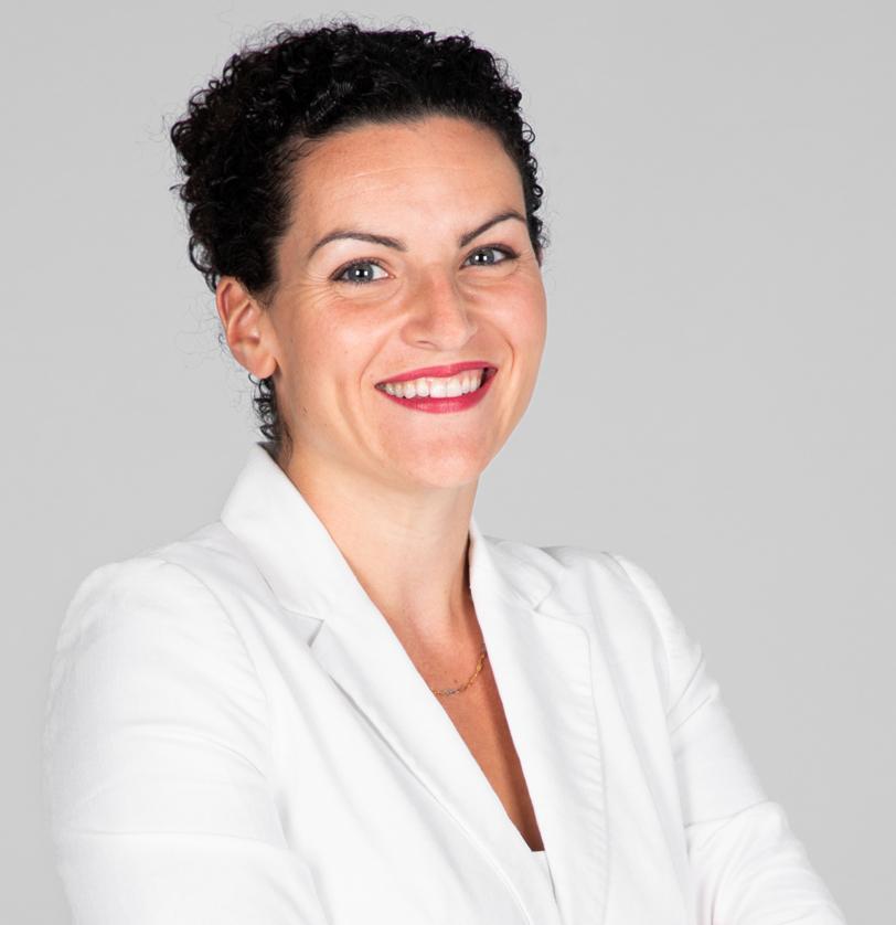 Dre Geneviève Bougie, Dentiste