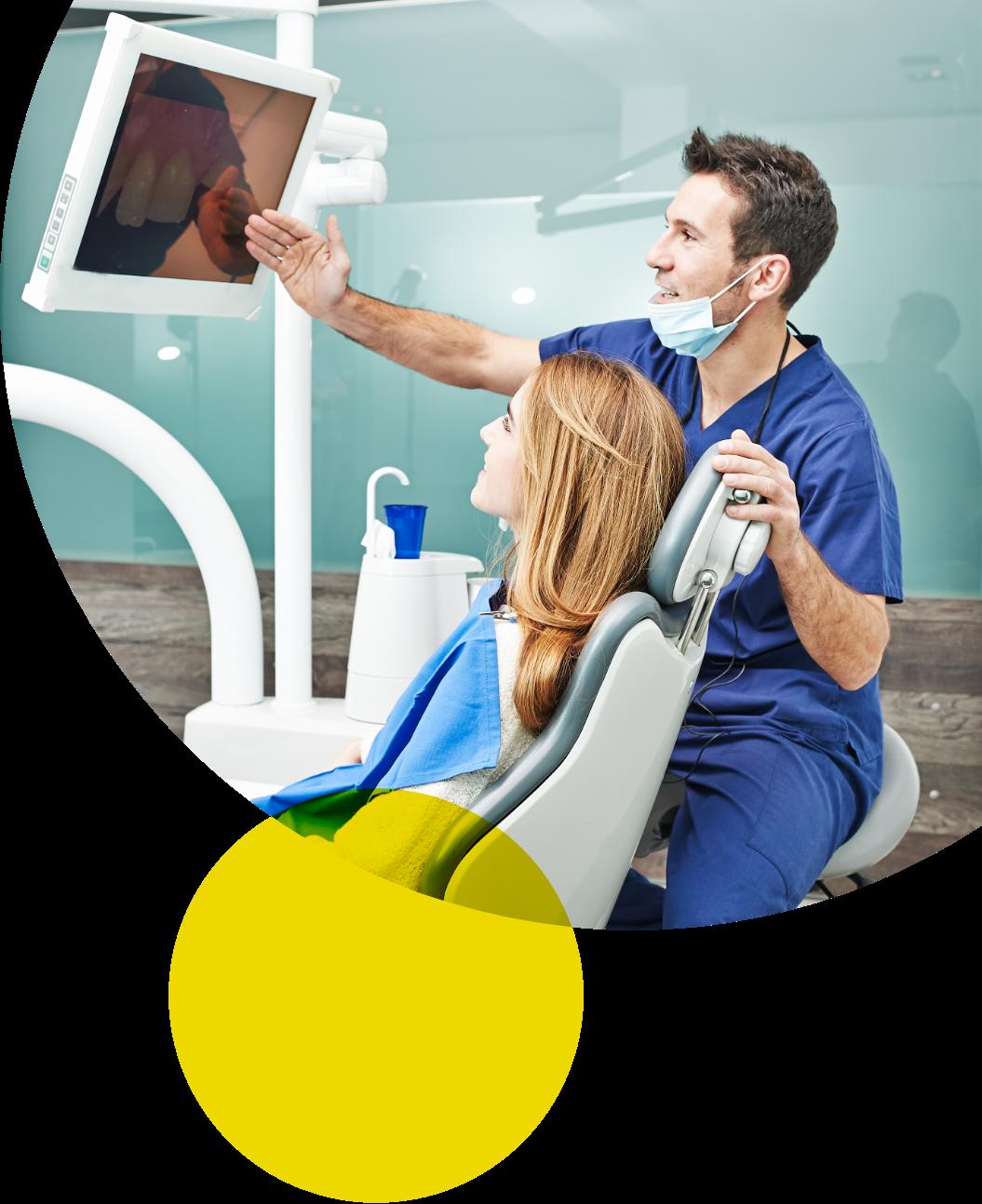 Plusieurs technologies de pointe la dentisterie